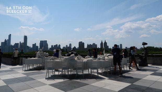 mejores terrazas de Nueva York metropolitan museum