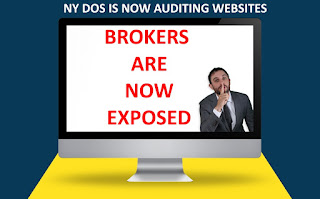 NY Broker Websites Are Actively Being Audited By The DOS | Learn Your Exposure