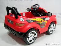 4 Pliko PK6600 LandWind Fame Story Battery Toy Car
