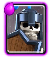 kartu Guards clash royale