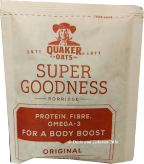 Quaker Oats Super Goodness Super Grains Original Porridge