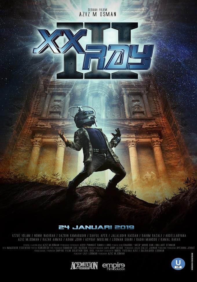 Review Filem XX Ray 3