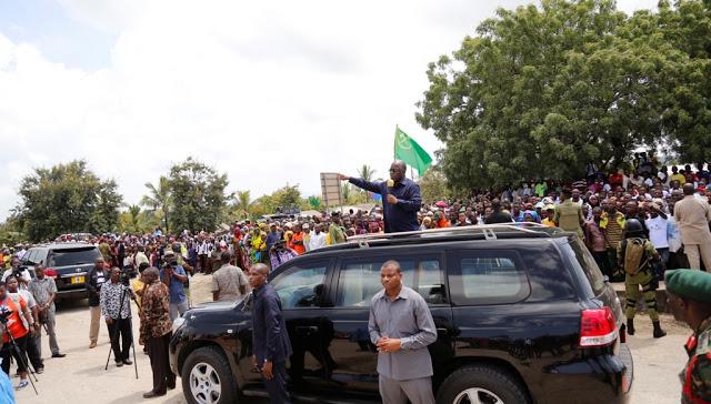 Magufuli: Serikali haitatoa chakula cha bure kwa wenye njaa