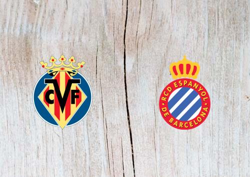Villarreal vs Espanyol - Highlights 9 January 2019