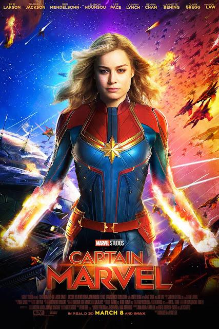 Captain Marvel WATCH FREE MOVIE
