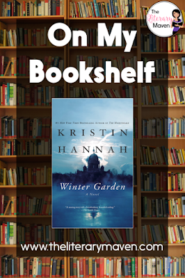 Winter Garden by Kristin Hannah is an incredibly powerful book featuring strong female characters just like her bestseller, The Nightingale. Both books alternate between the past and present, but Winter Garden spends much more time in the present and the past is at first presented as a story rather than fact. My heart ached for Meredith and Nina who struggle to cope with the death of their beloved father, their distant mother, and their inability to be close with their significant others. Read on for more of my review and ideas for classroom application.