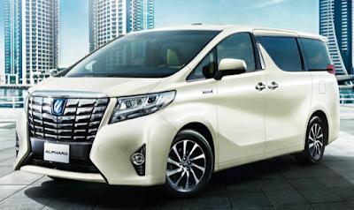 Rental Alphard Jakarta Selatan 168 Premium Car