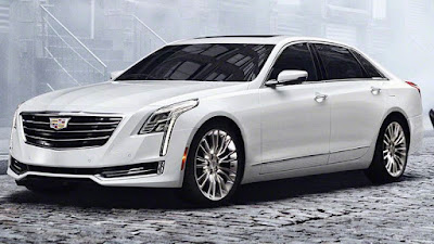All New 2017 Cadillac CT6 Sedan Hd Pics