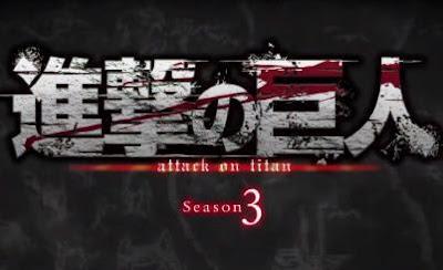 Shingeki no Kyojin 3 temporada