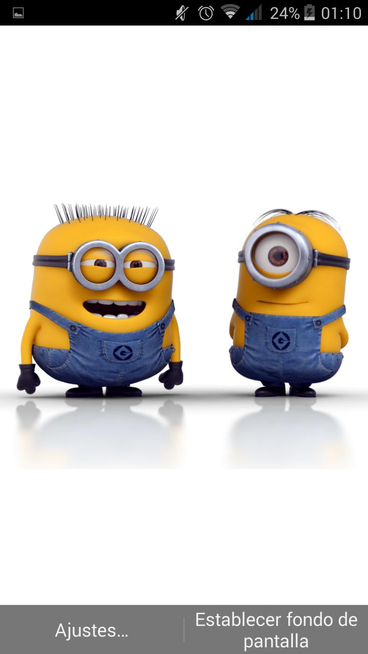 Descargar Fondos Animados De Minions Para Móvil Minionlander