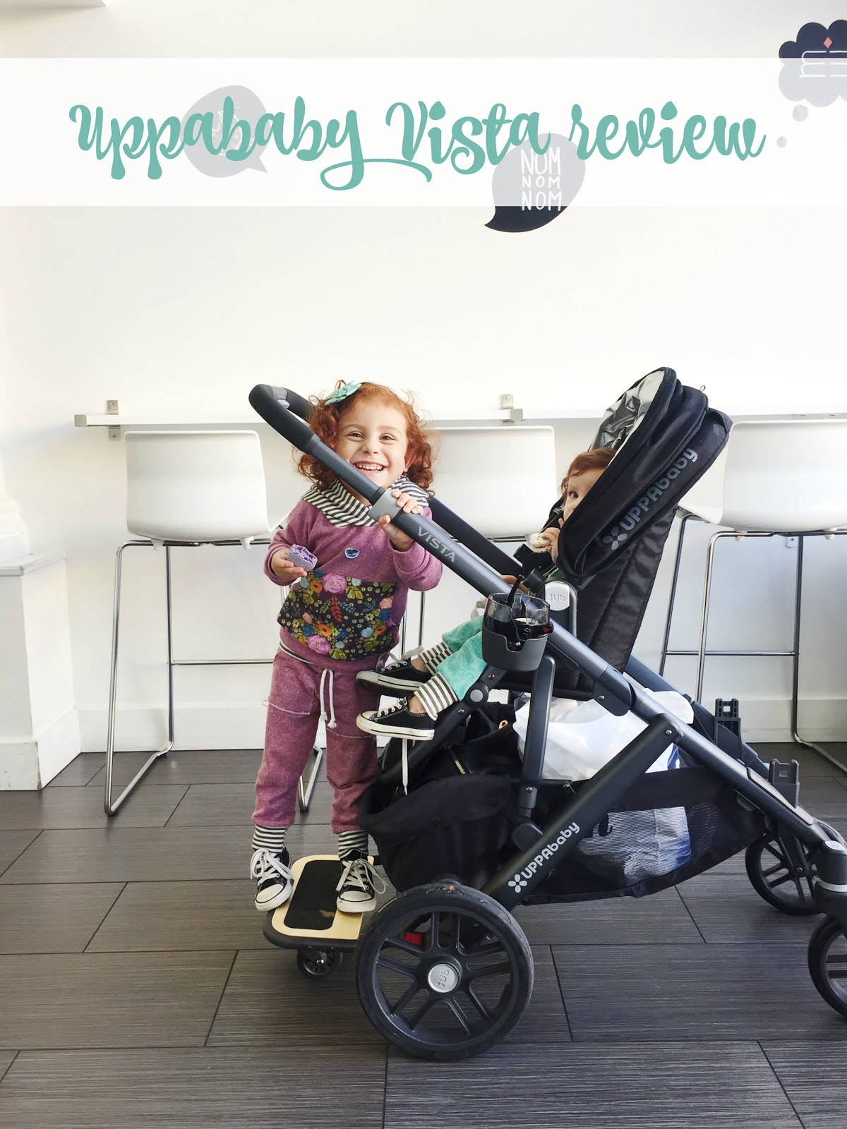 674378e3e98 a little j+k  UPPAbaby VISTA stroller review