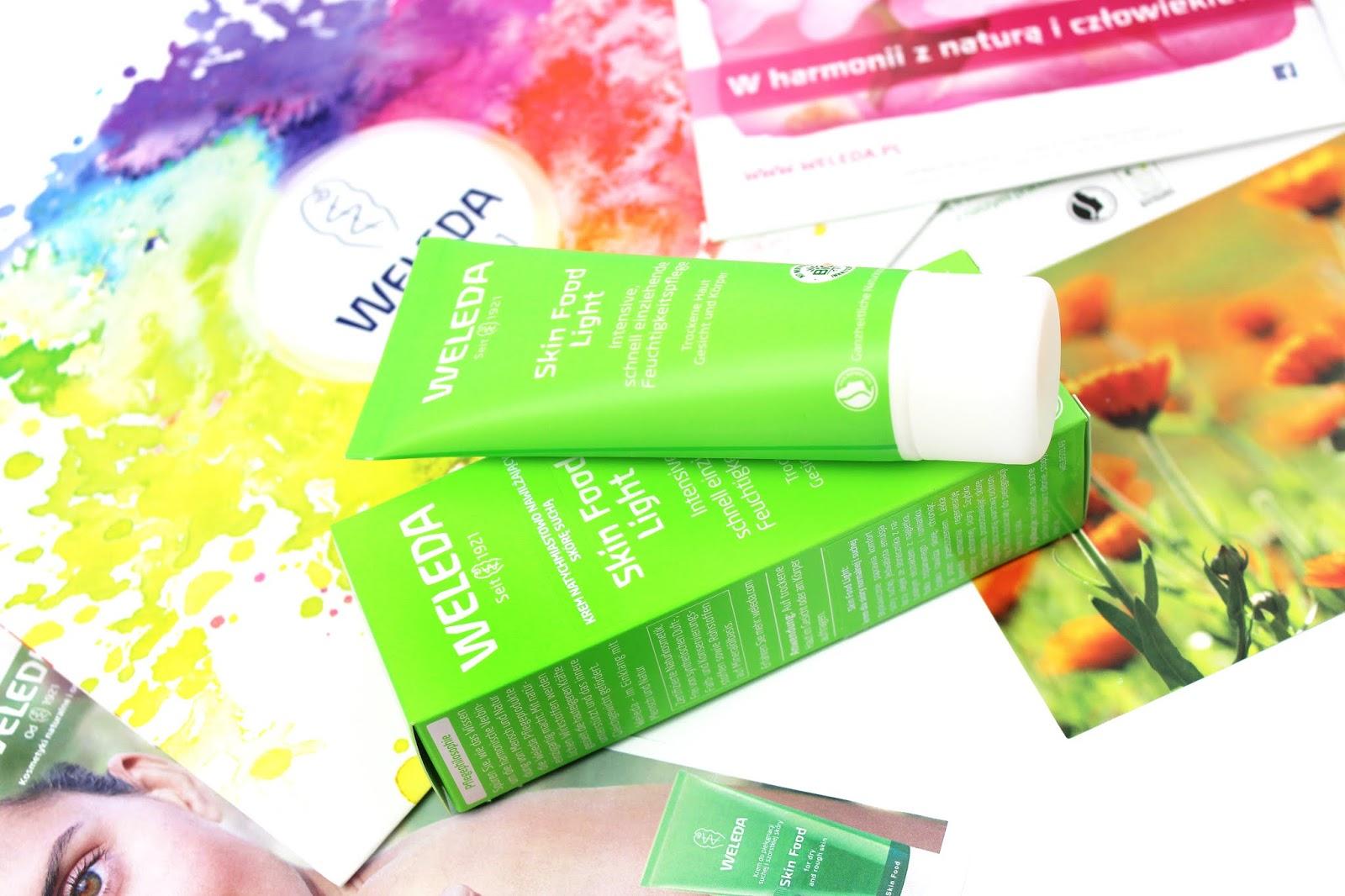Weleda, Skin Food Light - Krem natychmiastowo nawilżający suchą skórę
