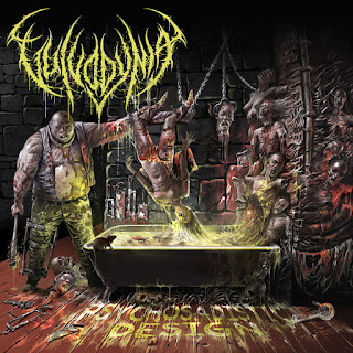 Vulvodynia - Psychosadistic Design (2016) - Album Download, Itunes Cover, Official Cover, Album CD Cover Art, Tracklist