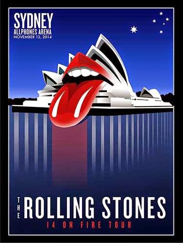 14 on fire tour StonesSydney02