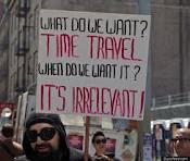 GURU PROSCIA EXPLAINS TIME TRAVEL TO MNS REPORTER DANDER; 1