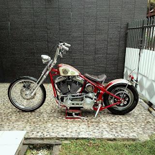 JURAGAN MOGE BEKAS : Jual Moge Harley Softail 1450 - BOGOR