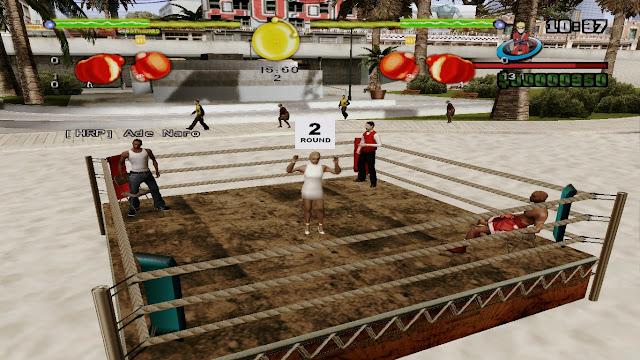Boxing Match Mod Gta San Andreas 1