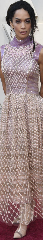 Lisa Bonet 2019 Oscars