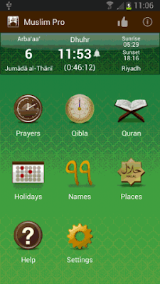 Muslim Pro Premium v9.2.7 Apk Full Version Free Update 2017