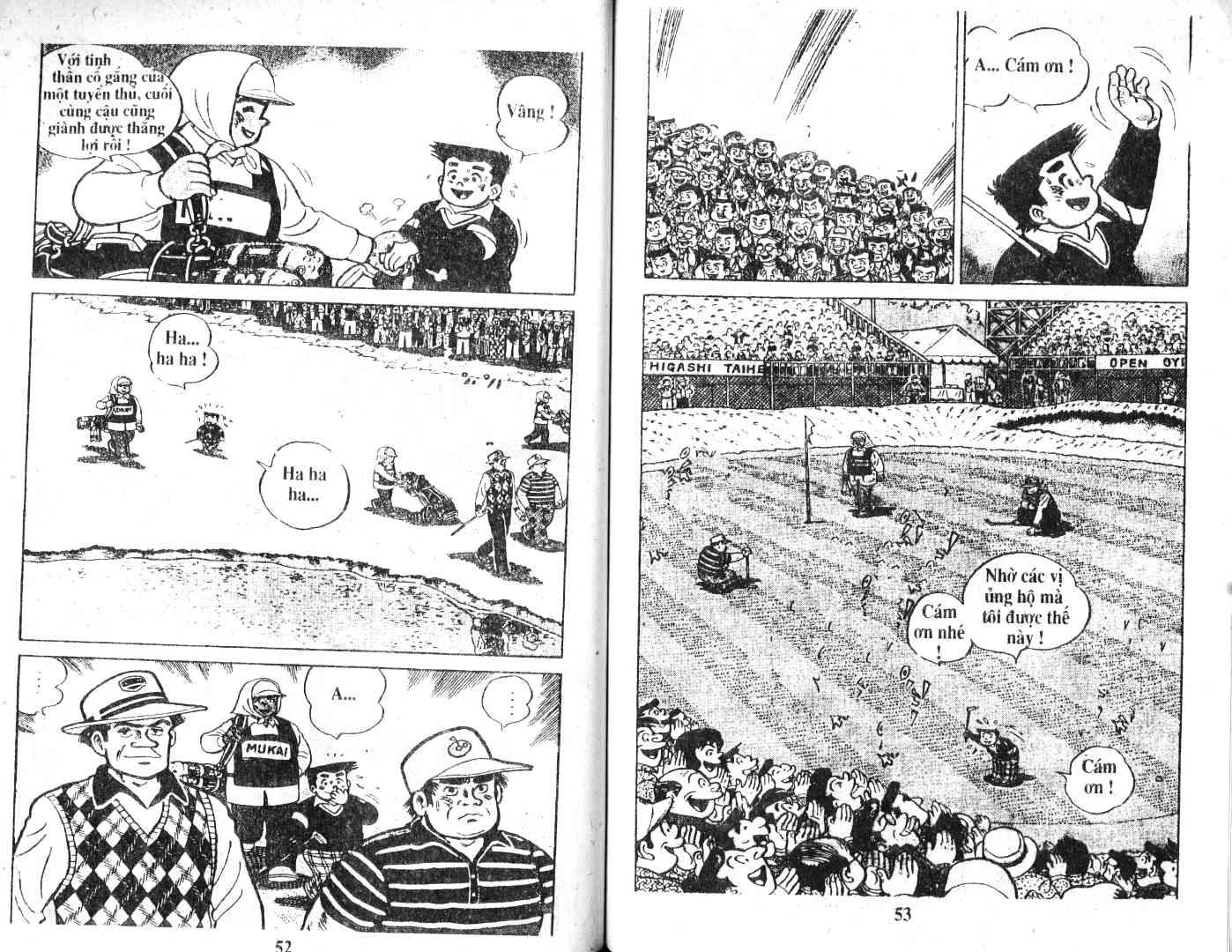 Ashita Tenki ni Naare chapter 40 trang 24