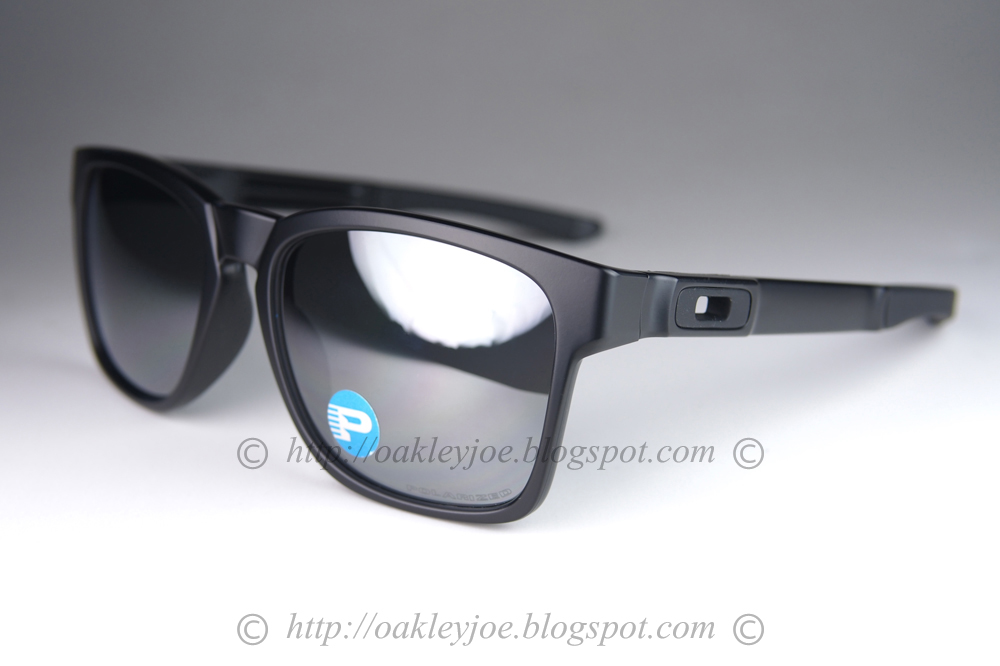 Oakley Catalyst Noir Mat Black Iridium Polarisé 7Gb0a8D0BA