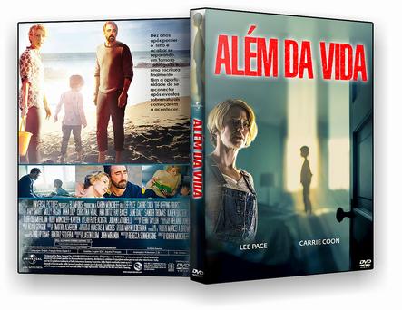 CAPA DVD – Alem da vida – ISO