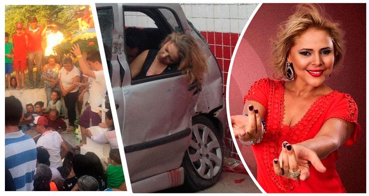 Eliza Clivia morre em acidente em Aracaju - Foto: Reprodução