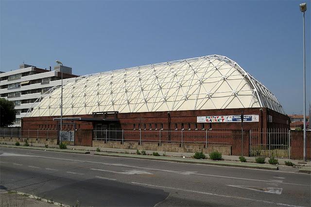 Gemini Sporting Club, Via Oberdan Chiesa, Livorno