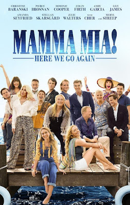 Mamma Mia: Here We Go Again! [2018] [NTSC/DVDR- Custom HD] Ingles, Español Latino
