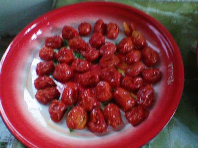 Resep manisan tomat rasa kurma enak