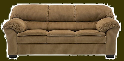 The Butter Rum Cartoon Couch Sofa Davenport Chesterfield