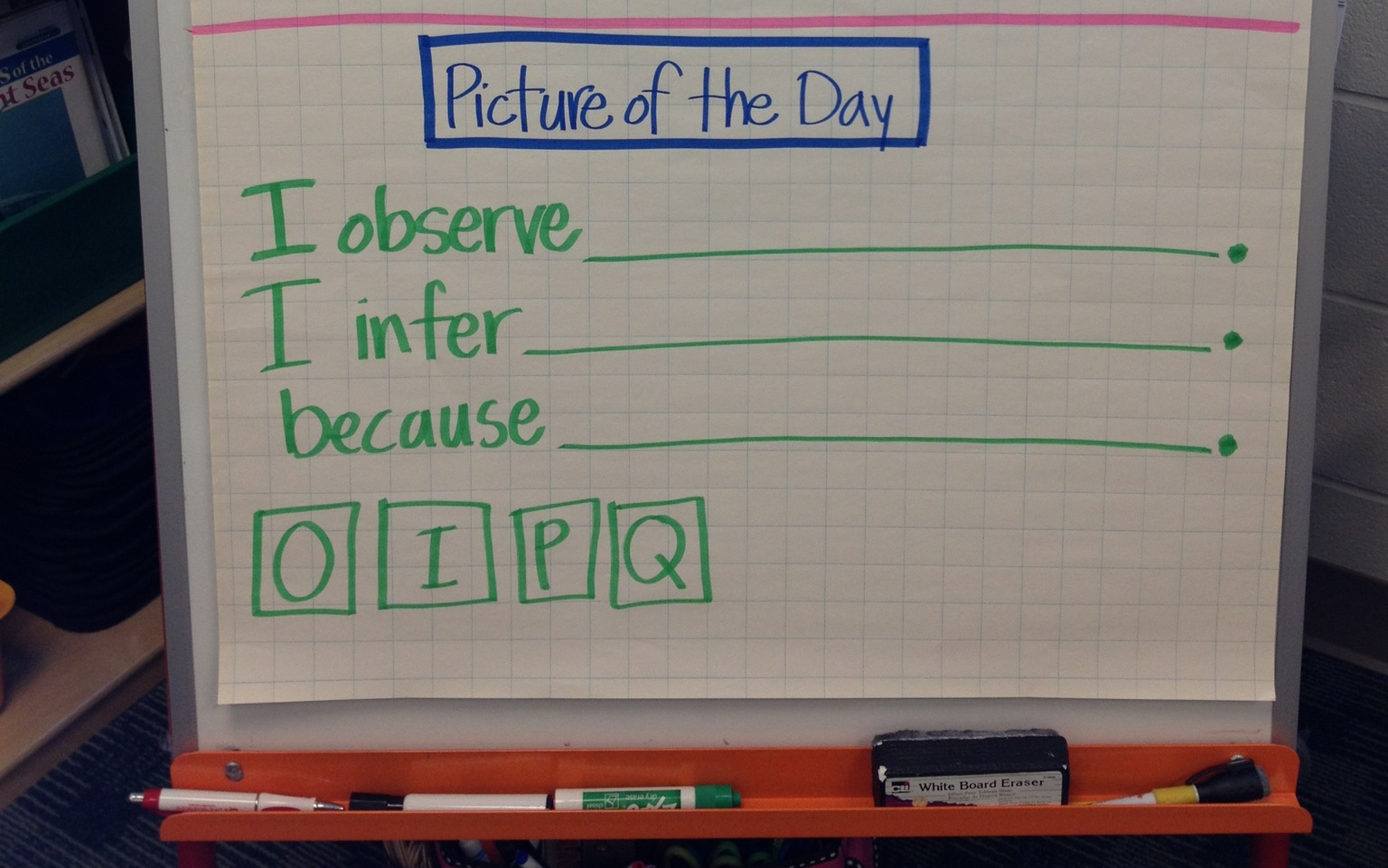 Teaching Inferring Reading Skills With Picture Of The Day