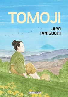 TOMOJI  Manga de Jiro Taniguchi Reseña de Tomoji desde Ponent Mon editorial