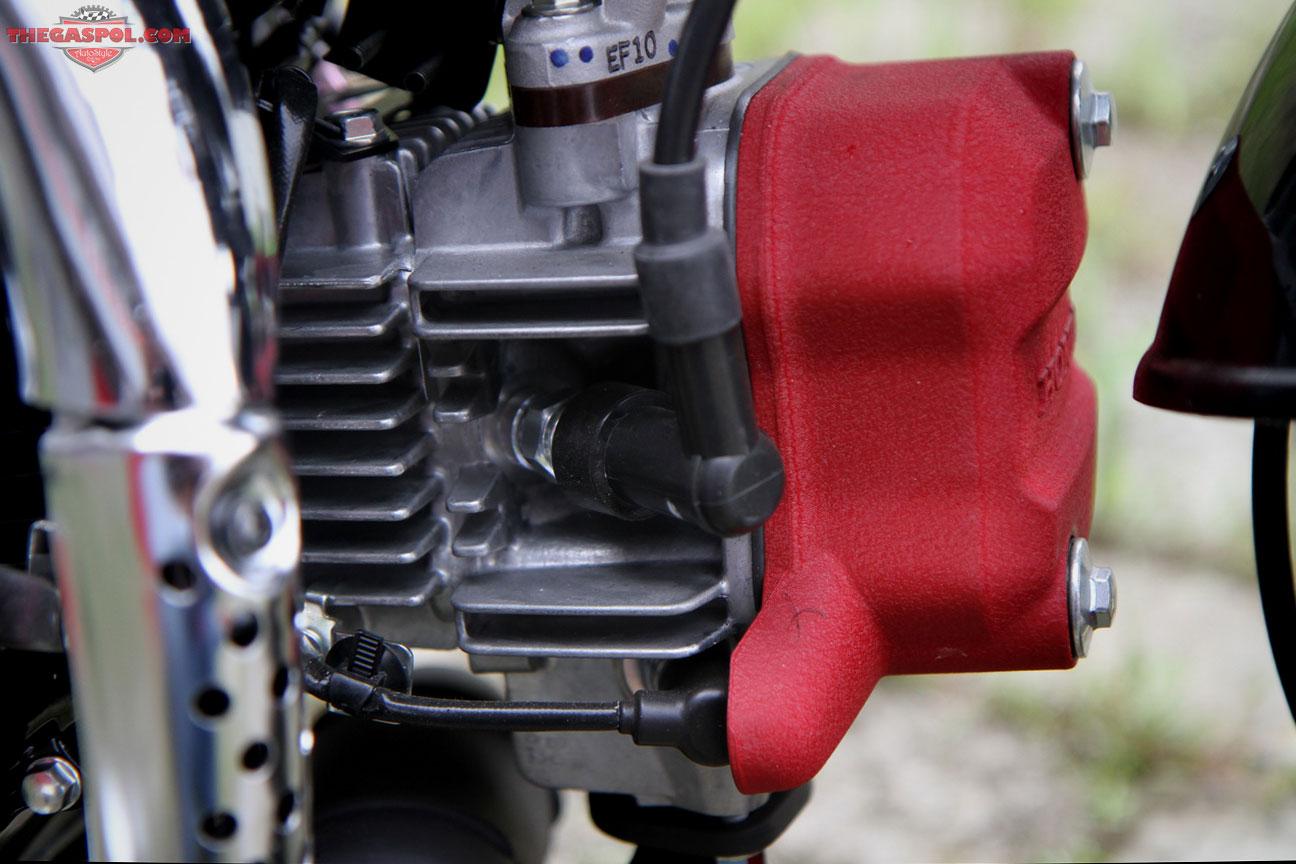 Kumpulan Modifikasi Motor Honda Monkey Terbaru