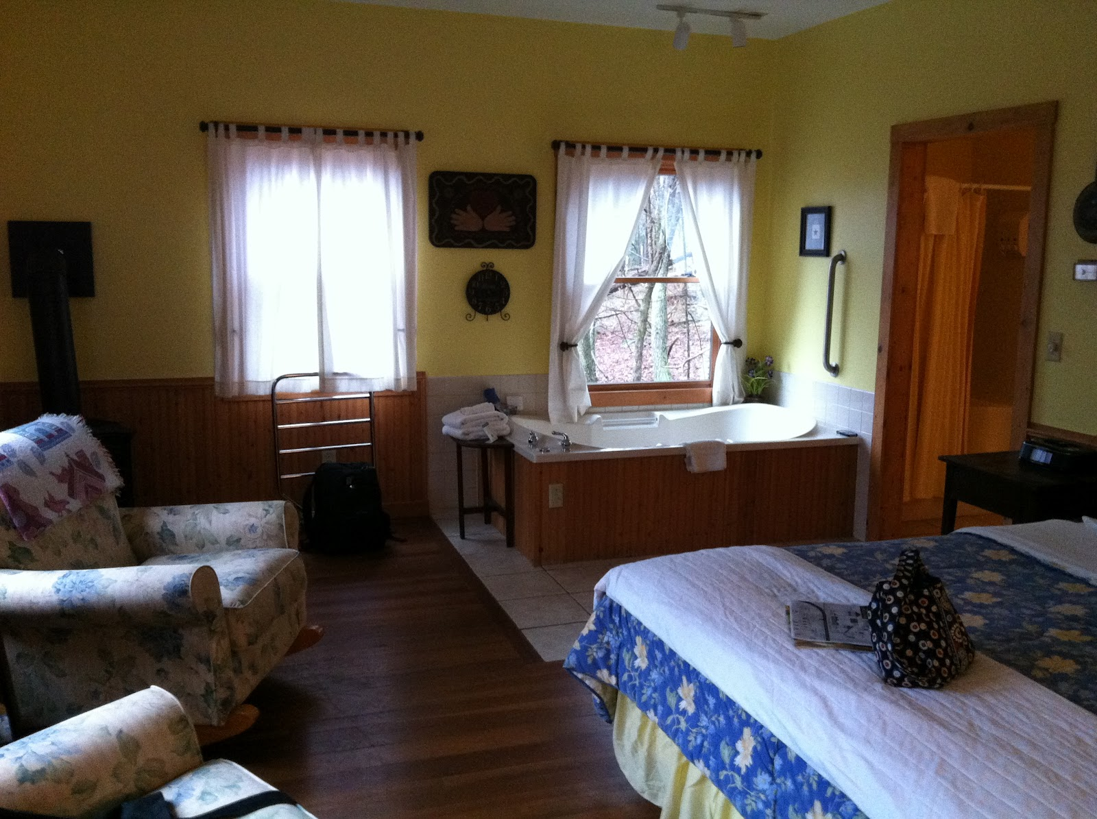 Rustic Inn Bed Breakfast