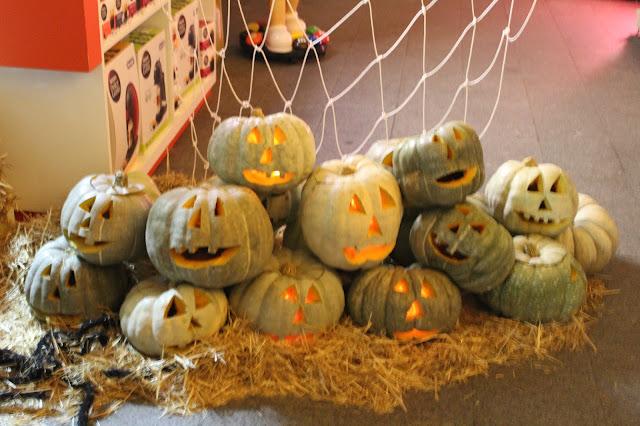 gurme carrefoursa - hybrid community - halloween party - mustafa kemal kültür merkezi