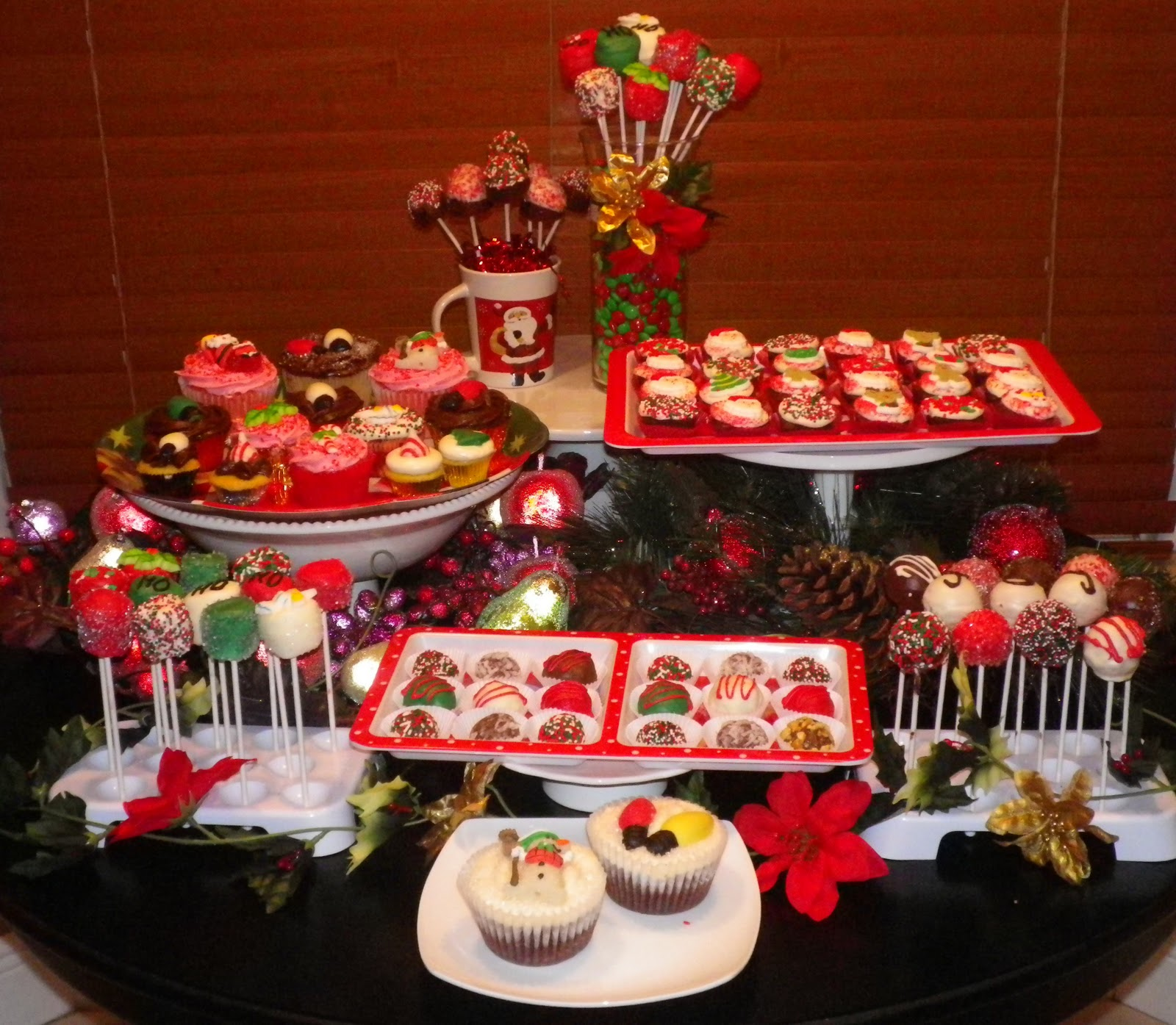 Welcome To: Christmas Dessert Feast Package