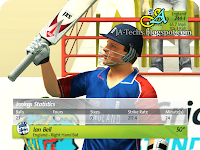 Brian Lara International Cricket 2007 Gameplay 1