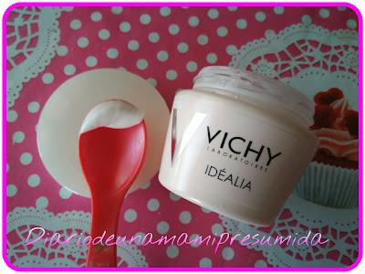 Crema-día-idealia-vichy