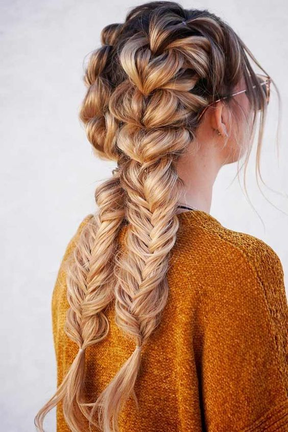 amazing braid hairstyle for everyday