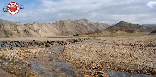 Landmannalaugar. Montañas Barmur