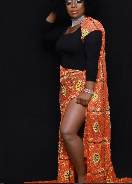 Bimbo Akintola Slays In New Photos As She Turns A Year Older Today
