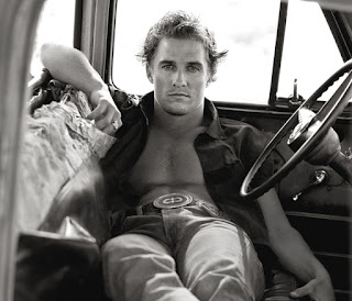 Matthew McConaughey Stetson