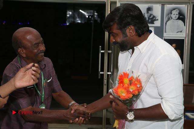 Iraivi Team Pos at 14th Chennai International Film Festival Event  0002.jpg