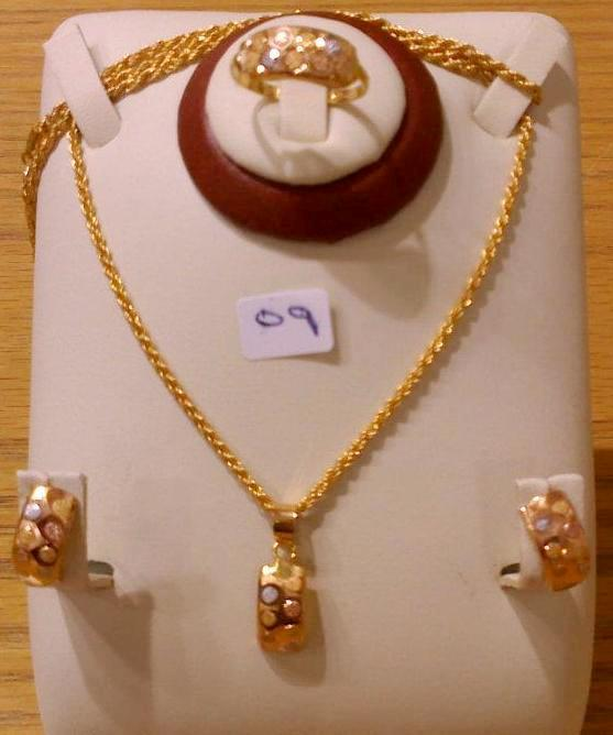 Freedman FOR SALE 21K & 18K Saudi Gold