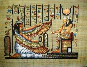 Isis Maat Atlantii Egiptului Antic Si Misterul Initierilor