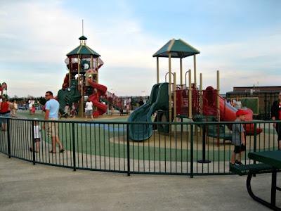 Midland Gluten Free Ballpark Playground