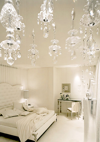 I Have Been Collecting Pieces Over The Last Year For Our Master Bedroom,  And Here Are Some Of The Glamorous White Bedrooms That Inspire Meu2026 Awesome Design