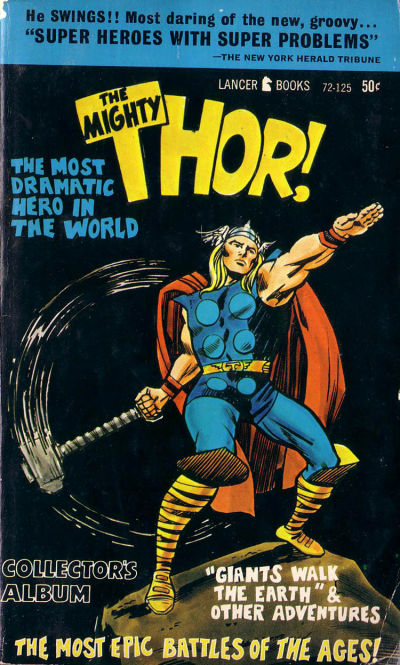 THE MIGHTY THOR COLLECTOR'S ALBUM