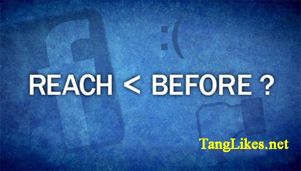 khắc phục lượng reach trên fanpage facebook